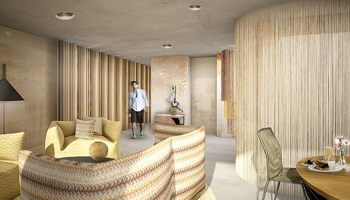Interior design intensive