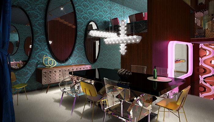 interior design & lighting