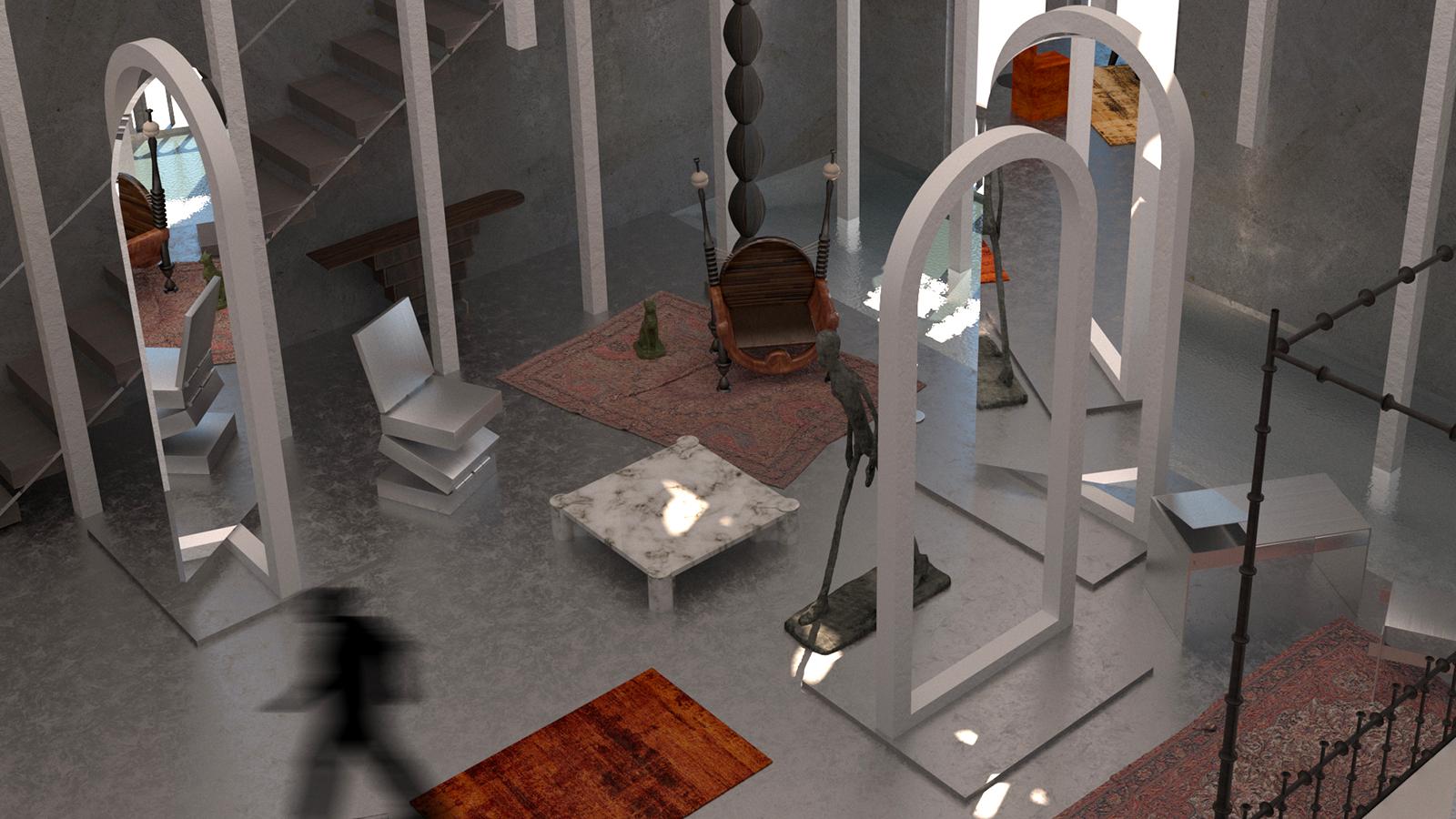 interior design with daewha kang | 03 semanas